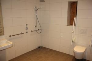 badkamer in bewerking