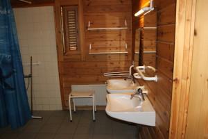 badkamer in oude situatie